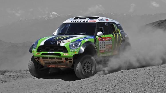 Mini X Raid Tim Pobednik Dakar Relija 2012